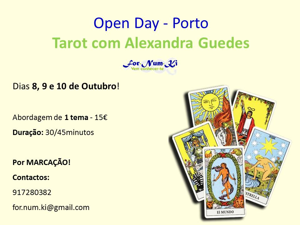 Open day Tarot