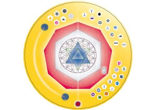 Imagem Mesa Cristalina Metatrónica